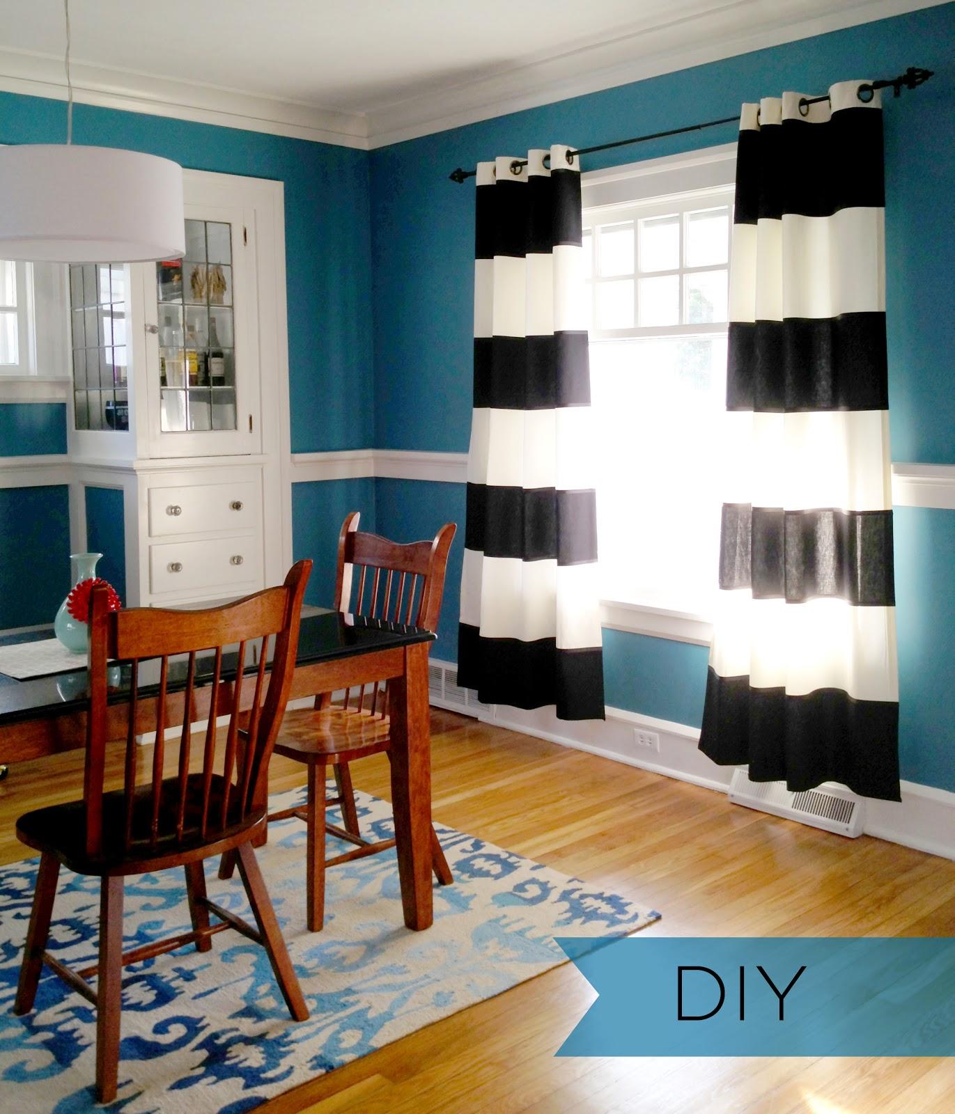 curtain edgy window stripe bold stripes curtains