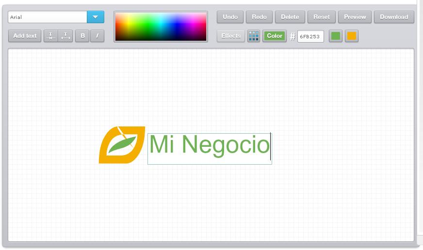 el mashter como crear un logotipo para mi negocio facil y