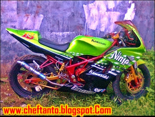 Modifikasi Ninja RR
