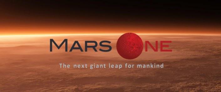 los primeros humanos que viajan a Marte