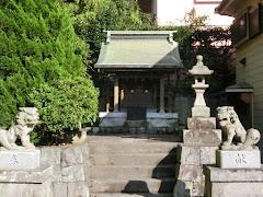 鎌倉・諏訪神社