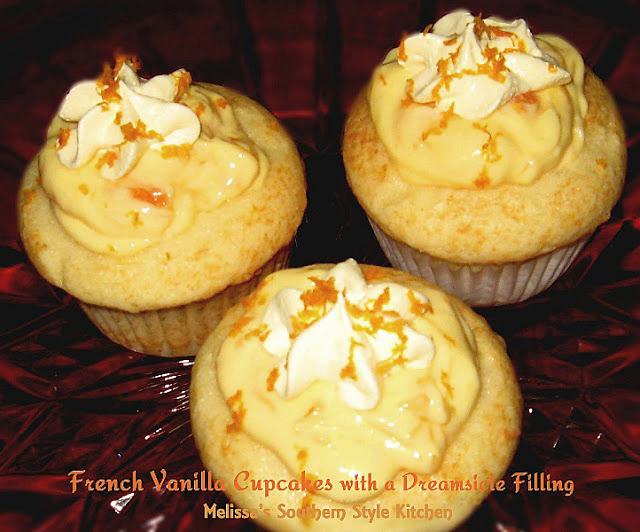 Vanilla Bean Cupcakes Using Cake Mix