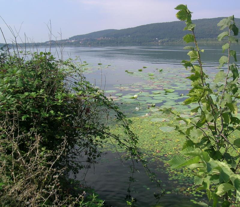Si viaggiare gite e vacanze in bicicletta for Piani cottage piccolo lago