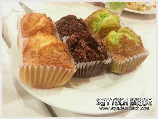 Kenny Rogers Home-made Muffin