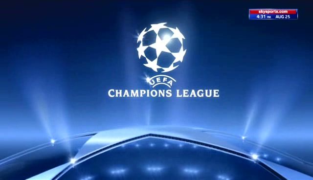 champion league matches today