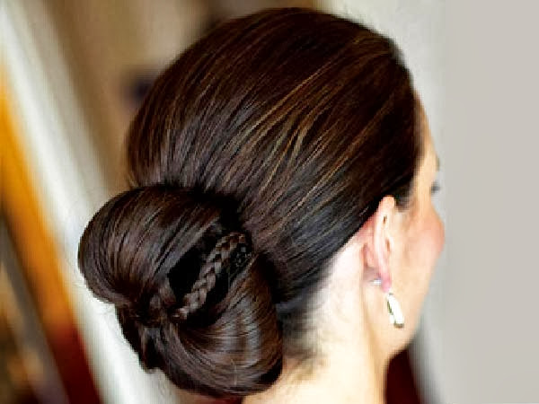 black hairstyle for brides hairstyle updo flower hairstyle