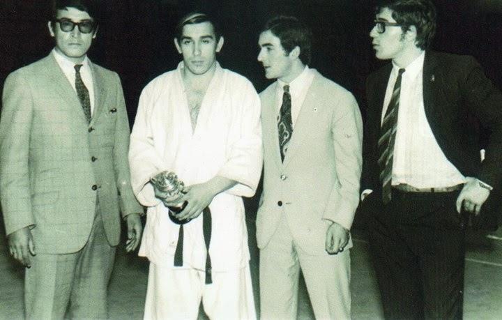 Shu Taira - Cecchini - Herrero - Cecchini 1968
