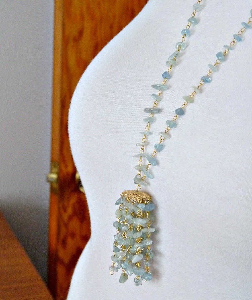 How to Use Stone Chip Beads