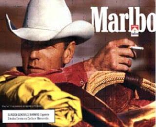 The Marlboro Man, Lung cancer kill him