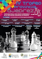 Trofeo Provincial de Ajedrez - Segovia 2017