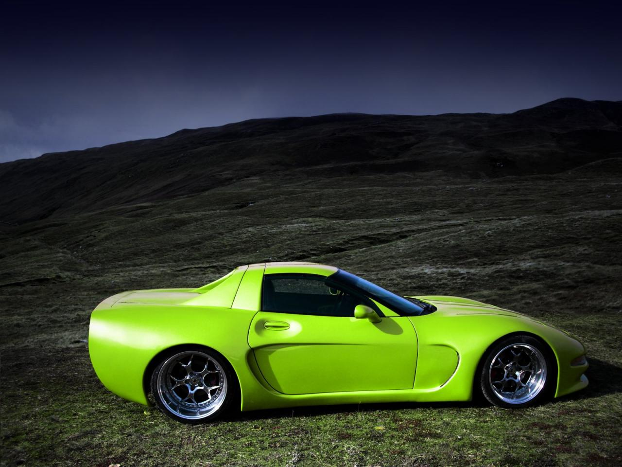 Chevrolet Corvette C5 By Wittera Car Tuning Styling