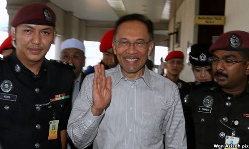 Anwar Tarik Balik Rayuan Hadiri Sidang Dewan Rakyat