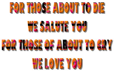 Random Acts Of Kindness - Robbie Williams Song Lyric Quote in Text Image