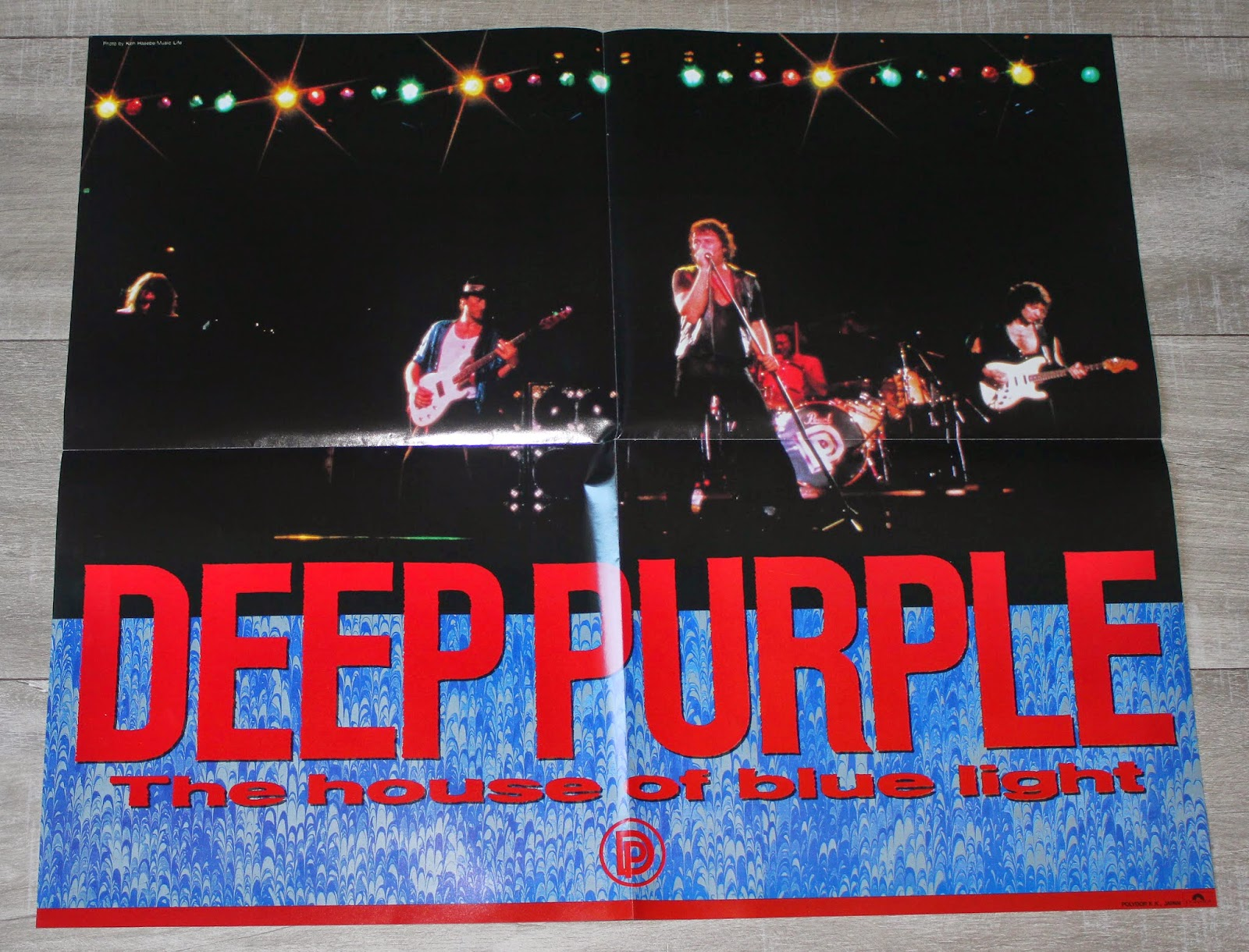 DEEP PURPLE The House of Blue Light