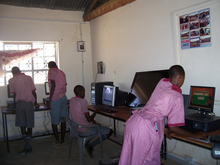 Vocational Computer Stations