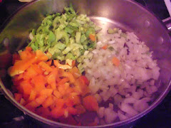 Peppers Celery & Onions
