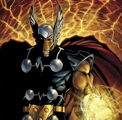 Beta Ray Bill (Marvel Comics) Character Review - 3