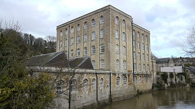 Abbey Mill in Bradford-on-Avon