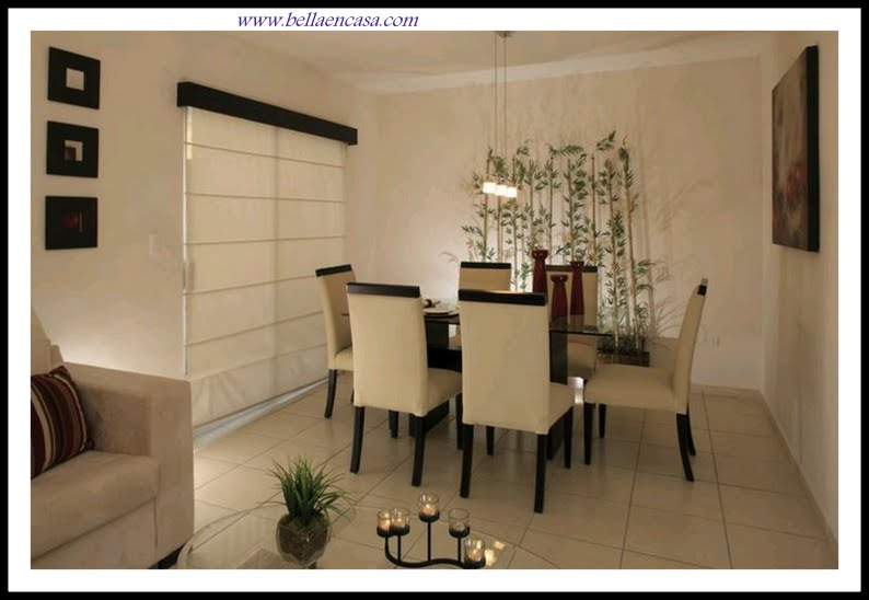 Ideas de decoraci n para casas peque as bella en casa - Decorar interiores de casas pequenas ...