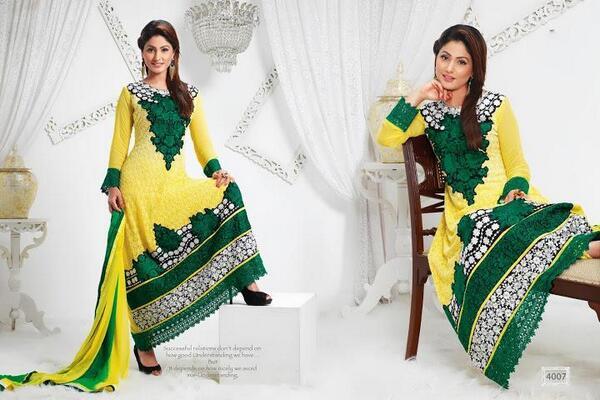Hina Khan Akshara new hair style images 2013