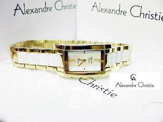 jam tangan alexandre christie murah