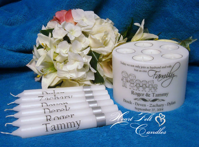"""Unity Candles: They're not """"just"""" a part of your wedding decorations"""