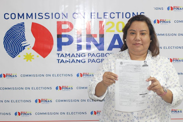 Gulane, Ethel  Independent Bogo Elections