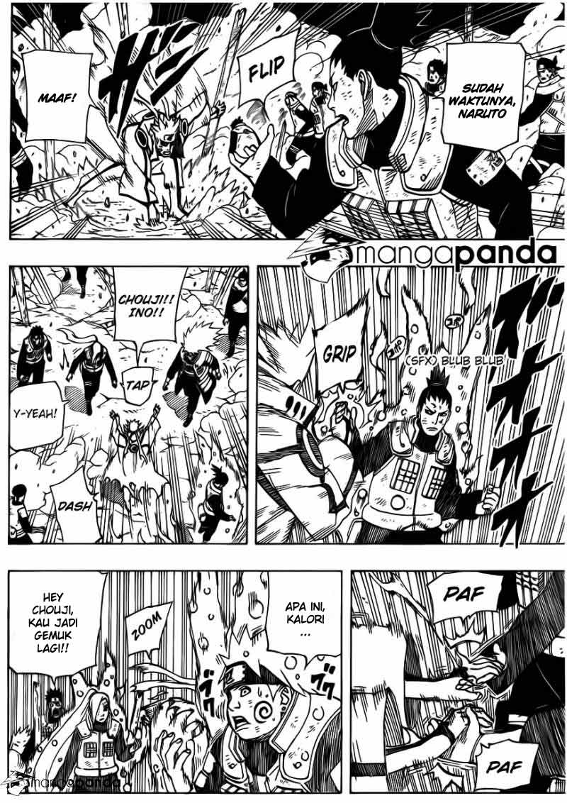 Naruto - Chapter:616 - Page:08