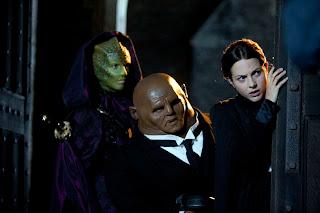 Doctor Who The Snowmen Strax, Vastra & Jenny