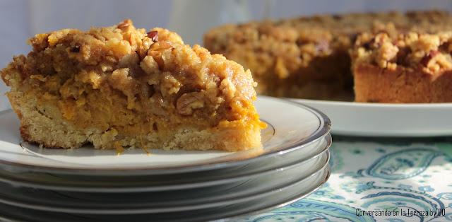 Pumpkin Pie o Pastel de Calabaza