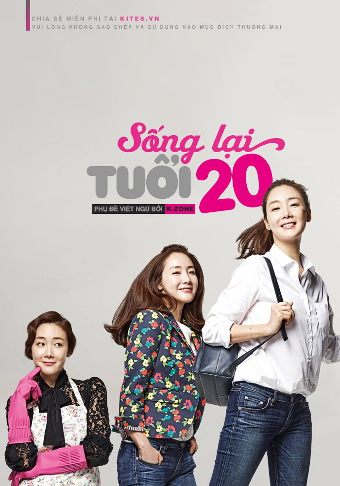 Sống Lại Tuổi 20 - Second Time Twenty Years Old - 2015