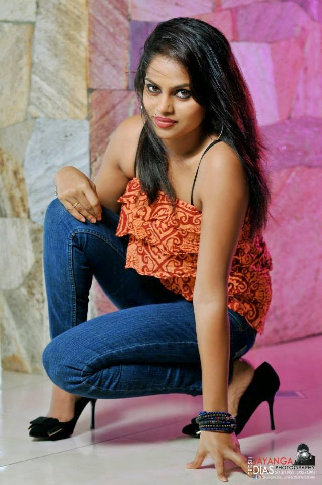Thanuja Jayasinghe new model