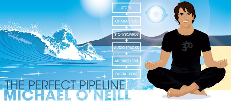 MICHAEL O&#39;NEILL - THE PERFECT PIPELINE