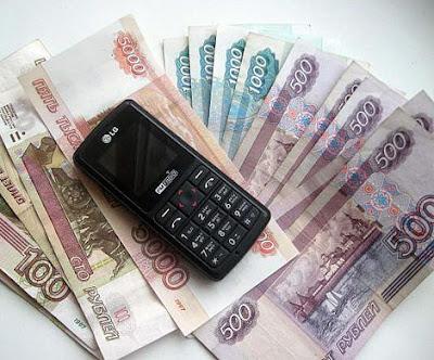 телефон ворует деньги у абонента