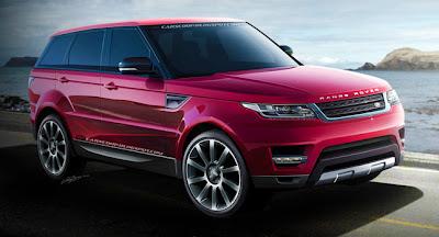 New Range Rover Sport 2014