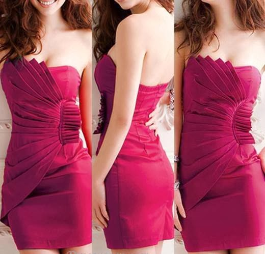 new beautiful short dresses for 2014
