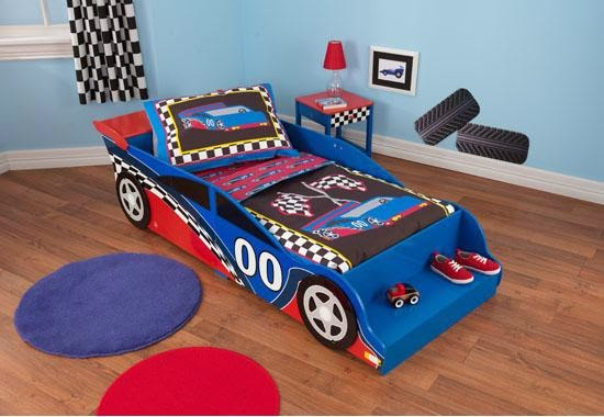 Kidkraft Racecar Toddler Bed 76040 Price