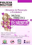 1º Simpósio Prevenção e Combate à Violência Doméstica Contra a Mulher – 02/12/2011