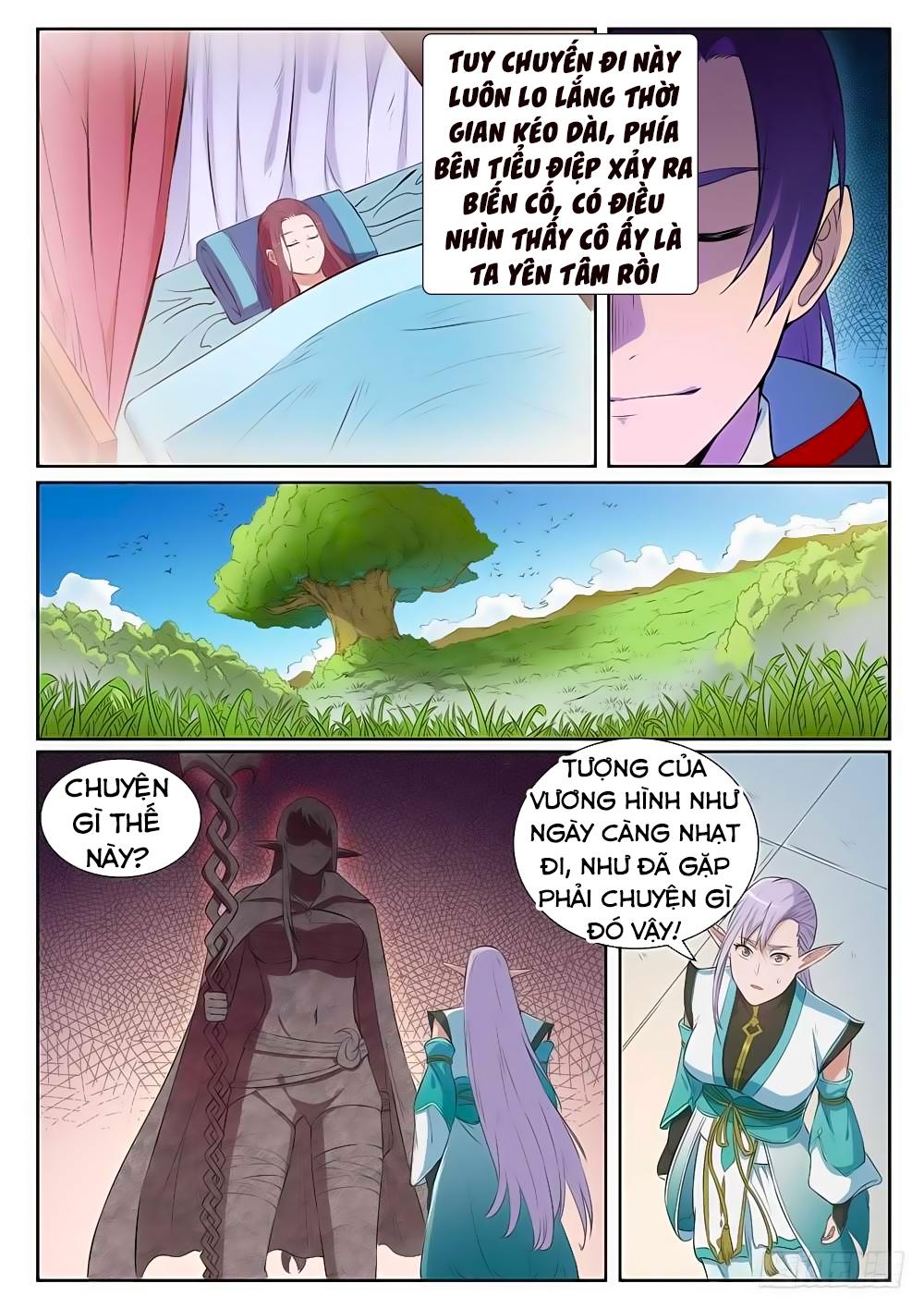 Bách Luyện Thành Thần chap 395 - Trang 10