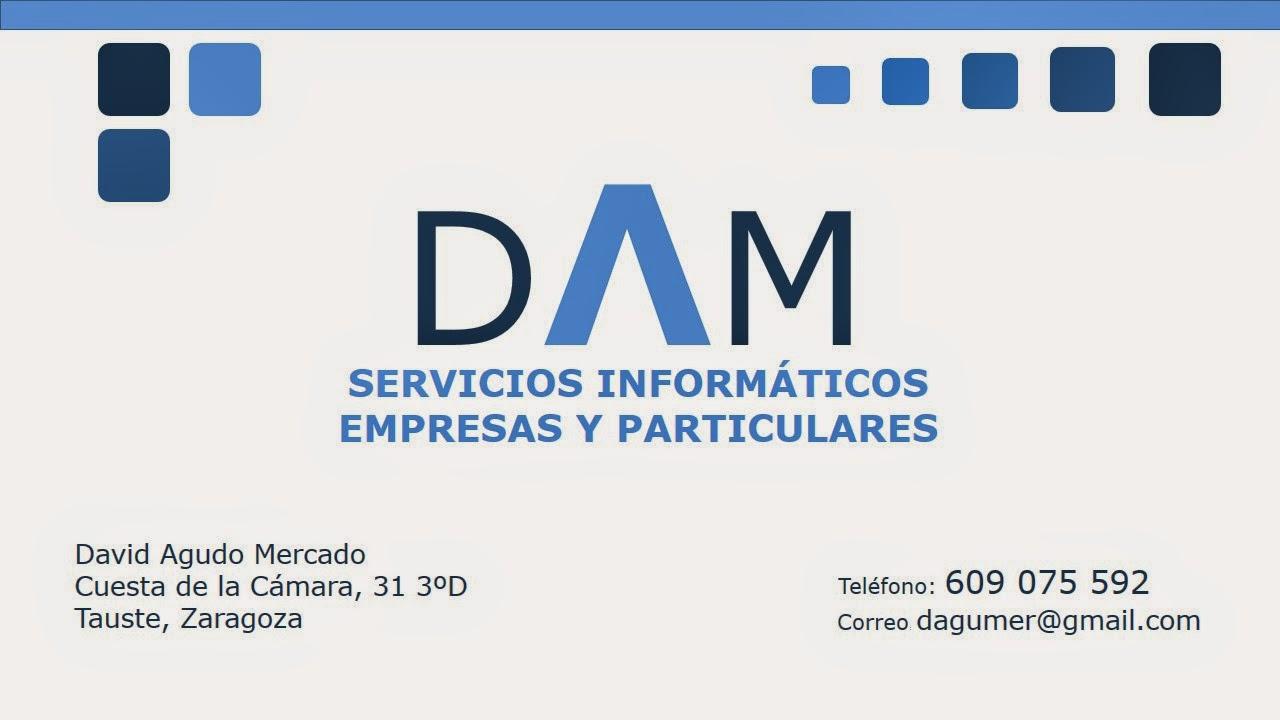 Servicios Informáticos DAM.
