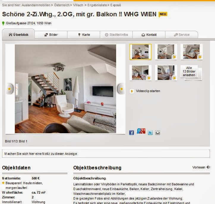 sch ne 2 zi whg 2 og mit gr balkon whg wien gie aufgasse 27. Black Bedroom Furniture Sets. Home Design Ideas