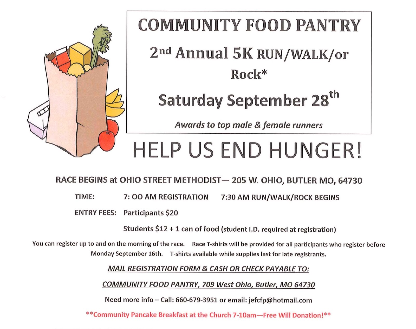 Butler Community Food Pantry