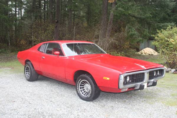 1973 Dodge Charger SE For Sale
