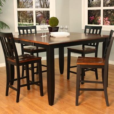 Table de cuisine pour petit espace meubles - Tables de cuisine ...