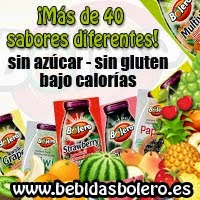 Bebidas Bolero