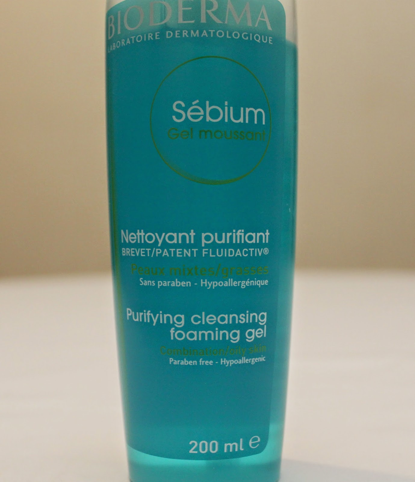Bioderma Purifying Cleansing Foaming Gel