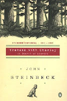 Cover of Travels with Charley in Search of America by John Steinbeck
