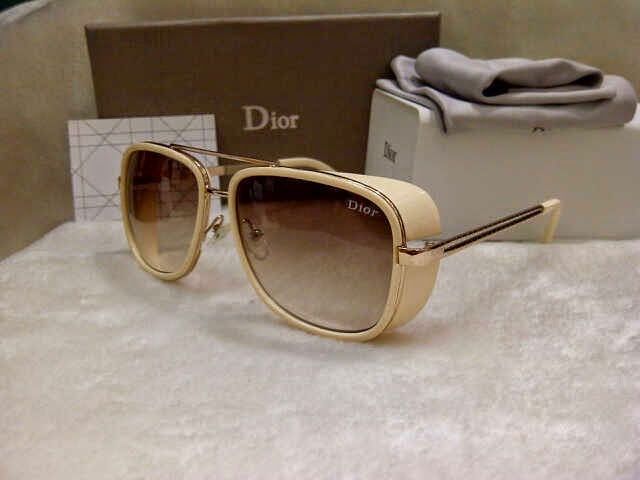 Kacamata Dior DYA Krem