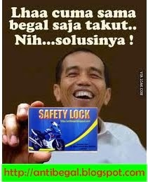 SAFETY LOCK