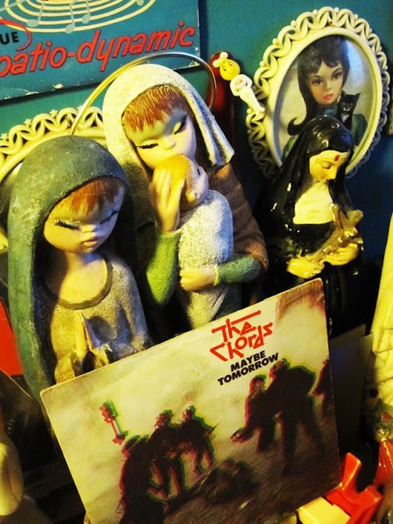 The Chords - Maybe tomorrow - 1980 polydor records power pop mod crazeegirl punk